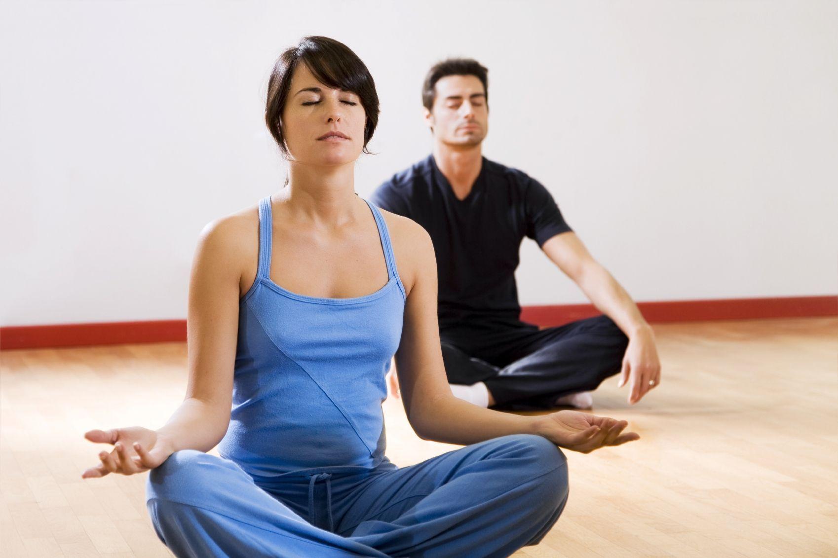 Duren Gesundheit Yoga